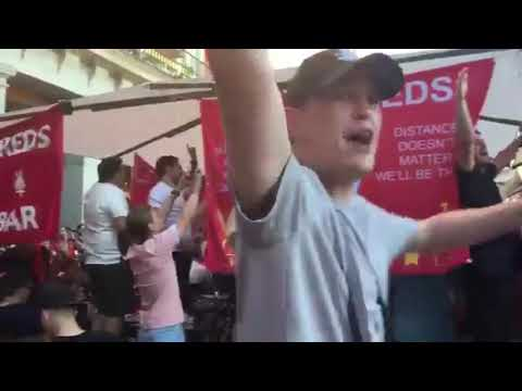 Liverpool FC Fans In Madrid (Compilation) - UEFA Champions League Final 2019 - #LFC #UCLFinal