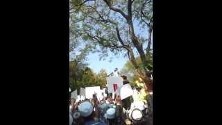 In South Africa Ethio  Muslims Protest Against Ethiopian Gov