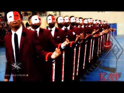 Kappa Alpha Psi (ΑΘ Chapter) - Spring 2019 Probate (tsu)
