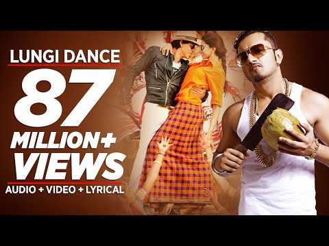 """Lungi Dance"" The Thalaiva Tribute Official Full Song 