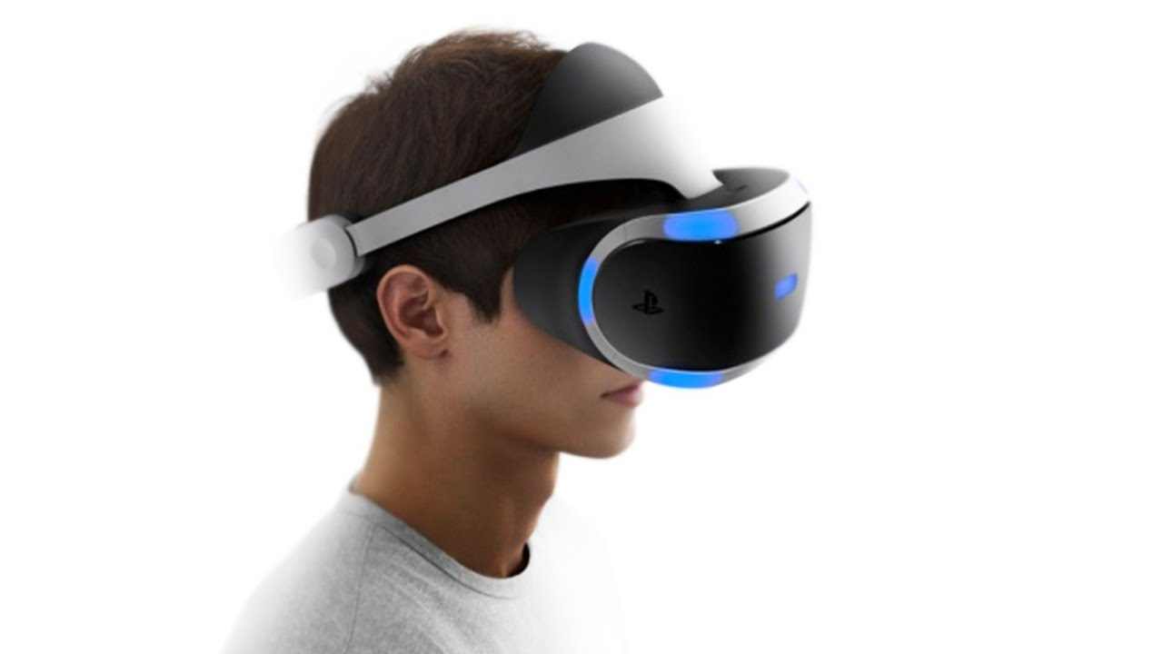 PROJECT MORPHEUS – Sony's PS4 Virtual Reality Headset (GDC 2015) #VideoJuegos #Consolas