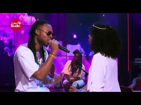 Coke Studio Africa Mash Up  Ololufe Haturudi Nyuma – Flavour & Juliana