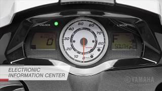 5. 2016 Yamaha FX Cruiser SHO WaveRunners