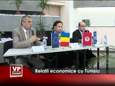 Relații economice cu Tunisia
