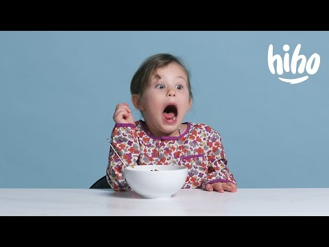 American Kids Try Southern Food | Kids Try | HiHo Kids