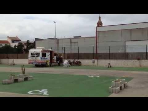 Club Motorhome Aire Videos - Camper Park KM Zero, Alqueria de la Comtessa, Valencia, Spain