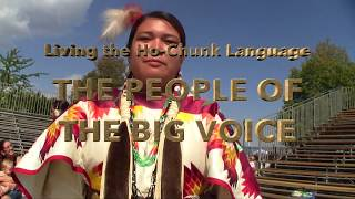 West Baraboo (WI) United States  city images : Living the Ho Chunk Language: The People of the Big Voice