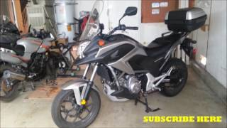 4. 2012 Honda NC700X NC 700 X Review Overview by Tito Sean 70 mpg