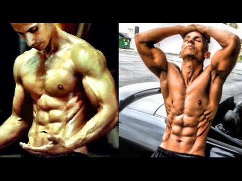 Frank Medrano Vegan King Workout Motivation