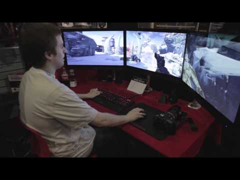 Monoprice Gaming Rig Brings Full Game Immersion
