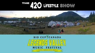 The 420 Lifestyle Show with Carly Marley: Bio Cup & Legends Valley Review by Pot TV