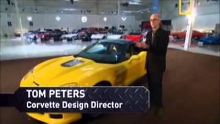 Mega Fábricas - Corvette ZR1 Dublado Parte1/3