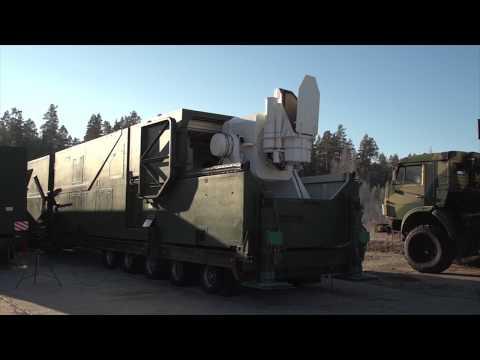 Министерство обороны опубликовало видео боевого лазерного комплекса
