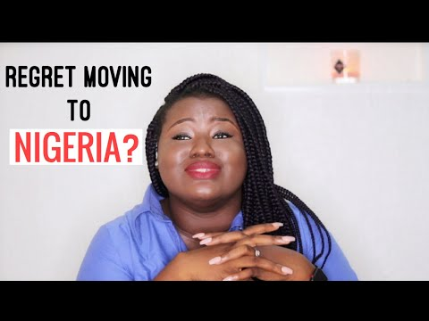 Re: I Regret Moving To Nigeria || Bemi.a