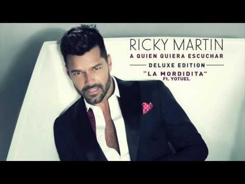 Ricky Martin   La Mordidita Audio ft  Yotuel