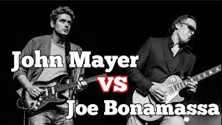 Video John Mayer vs Joe Bonamassa MP3, 3GP, MP4, WEBM, AVI, FLV Juli 2018