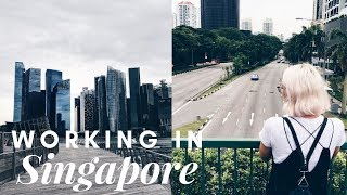 Video COME TO WORK WITH ME IN SINGAPORE! MP3, 3GP, MP4, WEBM, AVI, FLV Desember 2018