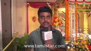 R Ravikumar at Indru Netru Naalai  Movie Shooting Spot
