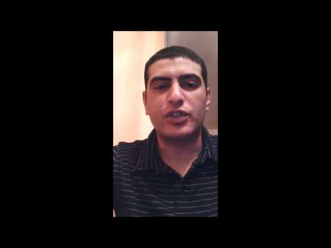 My Experience-Ahmed Heikal