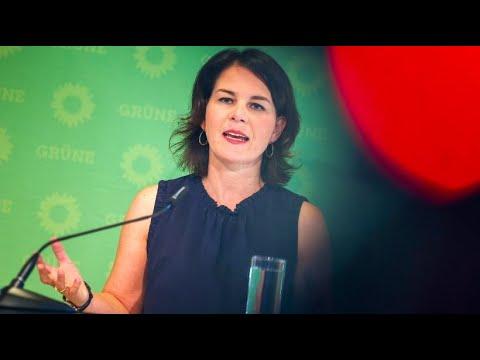 Grünenvorsitzende Baerbock fordert Entschädigung für Di ...