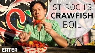 Austin's Best Crawfish Boil — Dining on a Dime by Eater