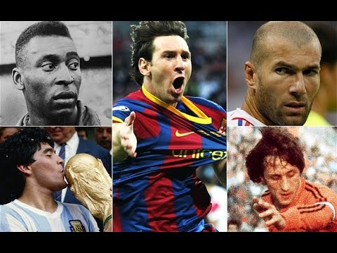 Download Top 10 Best Players Of All Time (HD) HD Mp4 3GP Video and MP3