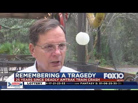 25th anniversary of Amtrak Sunset Limited crash