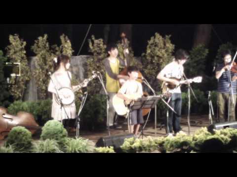 40th Takarazuka Bluegrass Fes 2011Hashioka Show