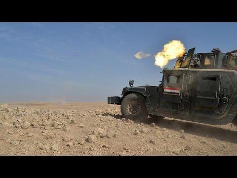 Ιράκ: Μαίνονται οι μάχες περιμετρικά της Μοσούλης