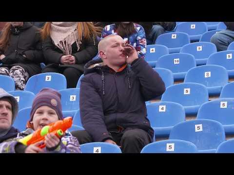 СКА-Энергия - Томь 1:0. Видеообзор матча 17.03.2019. Видео голов и опасных моментов игры