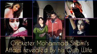 Video Mohammad Shami affairs with girls    Secret revealed by her wife Hasin Jahan    Shami illegal affair MP3, 3GP, MP4, WEBM, AVI, FLV Maret 2018