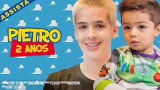Pietro Tuffi, esse lindo garotinho, irmão do ator João Guilherme, comemora seus 2 aninhos de vida com muita alegria ao lado de seus pais, familiares e amigos, assistam !@CriativyEstudio@Pietro_Tuffi