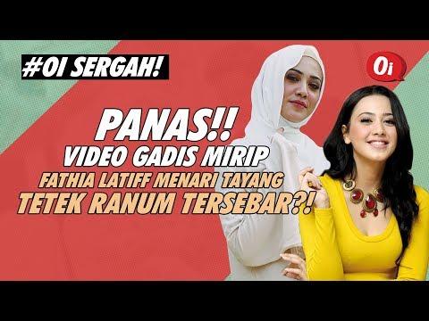 PANAS Video Gadis Mirip Fathia Latiff Menari Tayang Tetek Ranum Tersebar Abg Yeop Membebel