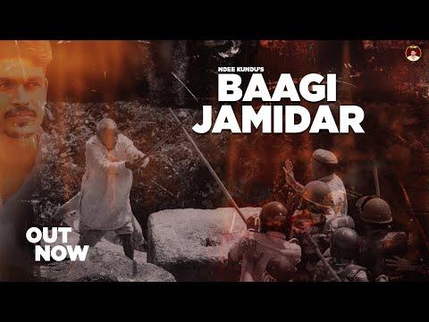 Baagi Jamidar : Ndee Kundu   Dikshit Parasher   MP Sega Designs   New Haryanvi Song Haryanavi 2020