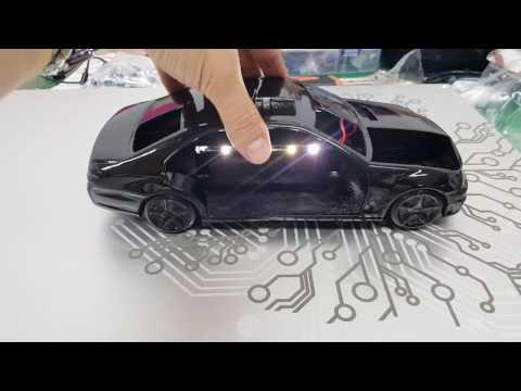 무선충전전력 자동차 모형 제작