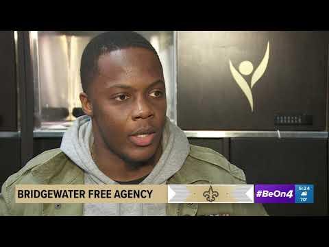 Saints Face Tough Decision with Free Agent QB Teddy Bridgewater