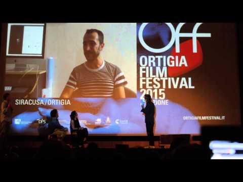 Premiazione Ortigia Film Festival 2015 - Zapping (OFF 7)