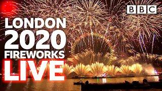 London 2020 fireworks streaming live 🔴 - BBC