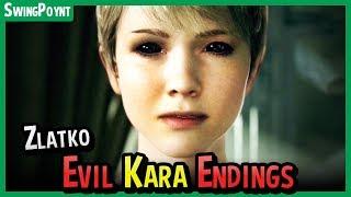 Video Detroit Become Human - EVIL KARA Secret Ending - Zlatko Endings - How to Escape the Memory Machine MP3, 3GP, MP4, WEBM, AVI, FLV September 2019