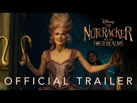 Disney s The Nutcracker and the Four Realms Official
