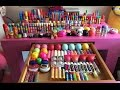*Updated* *Organized* Lip Balm Collection!