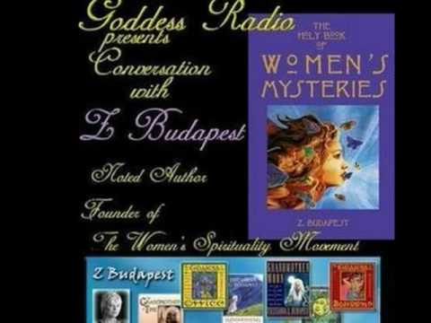 The Lesbian Mafia ~ Show #20(B) ~ Goddess Radio Interview w/Zsussana Budapest