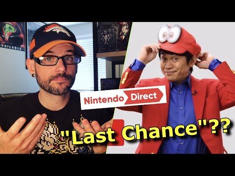 "Is August Nintendo's ""Last Chance"" for new game info for 2020?"