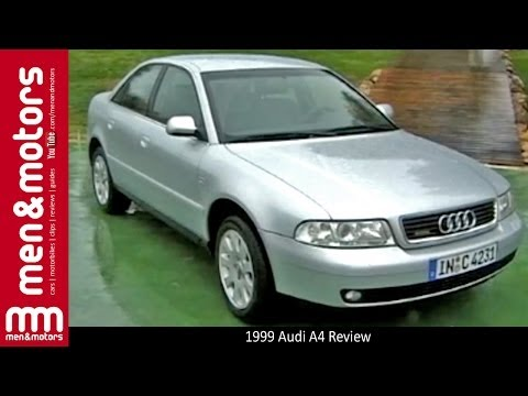 1999 Audi A4 Review – With Richard Hammond