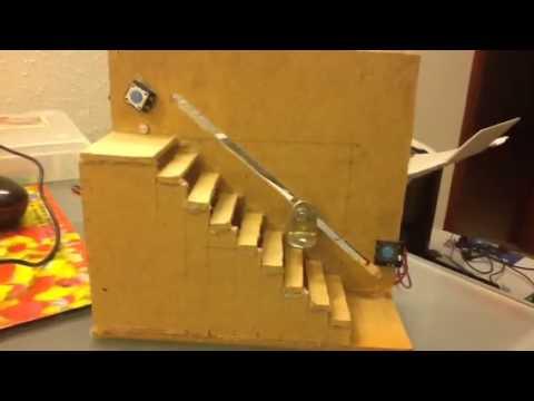 Carton para hacer maquetas videos videos relacionados for Como hacer gradas