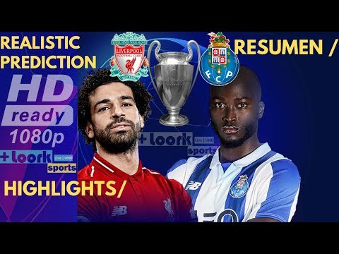 LIVERPOOL Vs PORTO -  HIGHLIGHTS & GOALS / RESUMEN | CHAMPIONS LEAGUE 2019