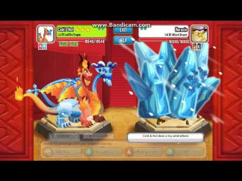 Dragon City : How To Win A Battle With Only Unique Dragons