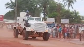 The death toll from clashes in the Central African Republic continues to climb, with the latest figures claiming more than 100...