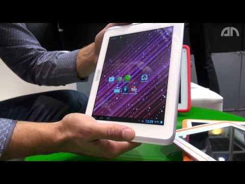 Archos 50 Oxygen, 101 XS 2, 80 Xenon, ChefPad, 80 ChildPad – Hands-On – IFA 2013 – androidnext.de