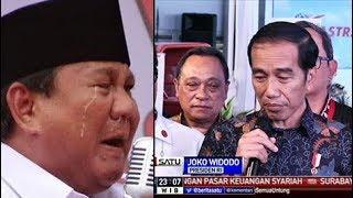 Video NGAKAK!!! Prabowo Menangis Gara Gara Jokowi Ngomong Begini  Berita Terbaru MP3, 3GP, MP4, WEBM, AVI, FLV April 2018